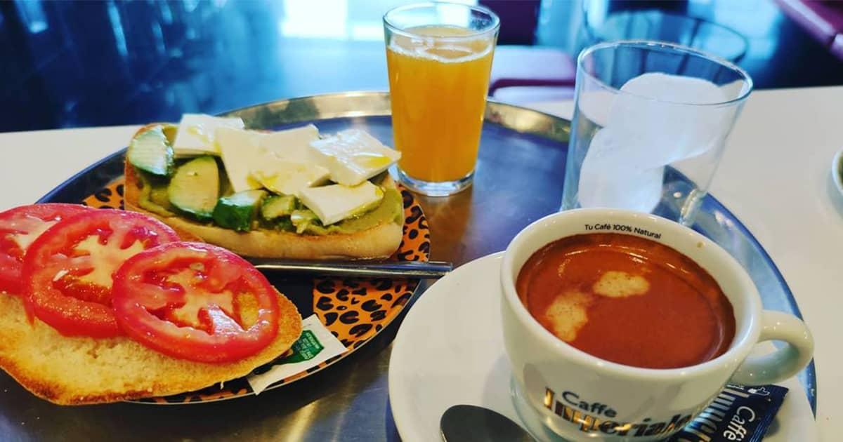 Amazonia Desayuno