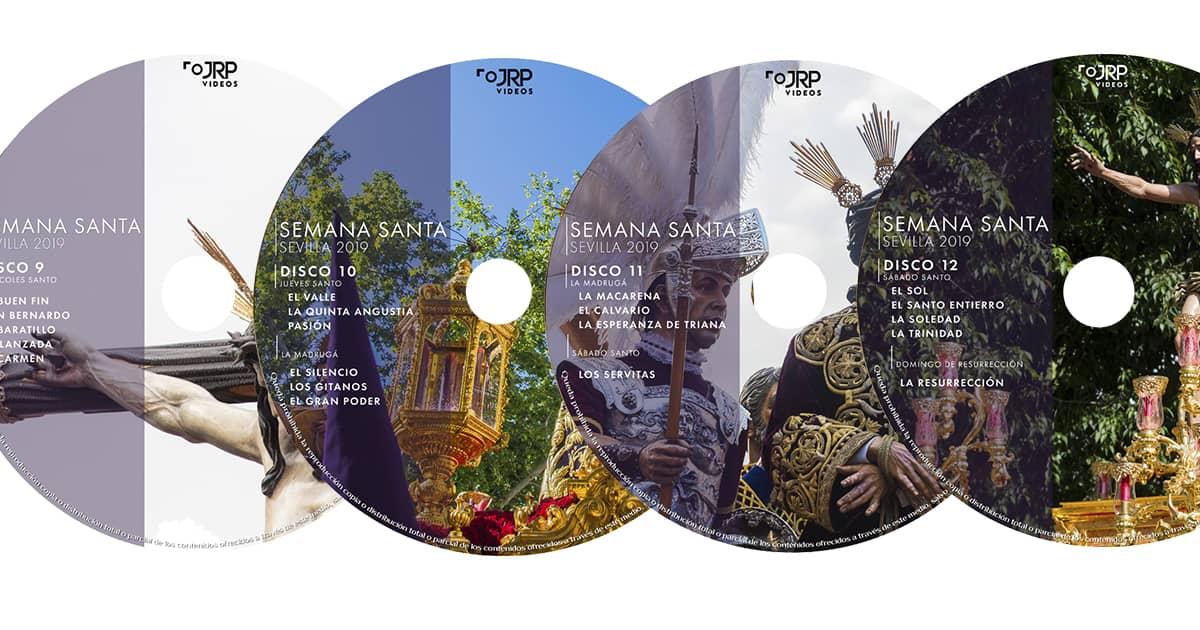 JRP Vídeos CD Tercera Parte